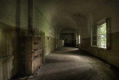 Psychiatric hospital - going to the dining room (Mr.Baldo) Tags: contributions abandonedplaces industrialarchitecture baldo industrialarcheology issue0 labandon abandoneditaly backlightmagazine mrbaldo