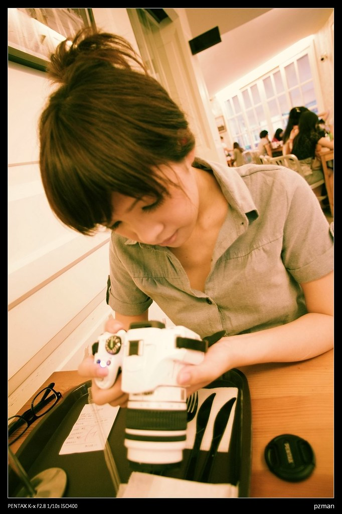 用K-X的小美女! Sweet:小花 in ThePlus