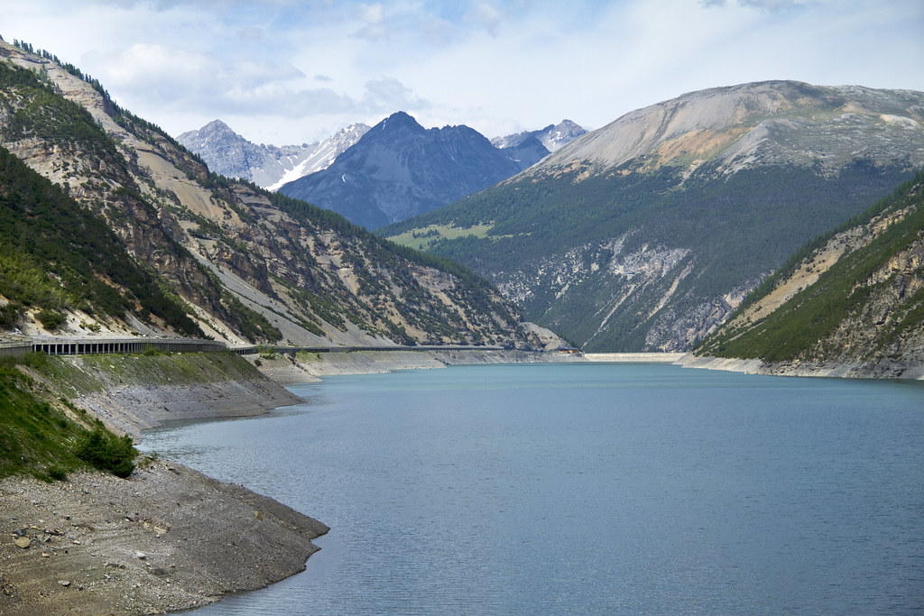 Livigno, the lake #5