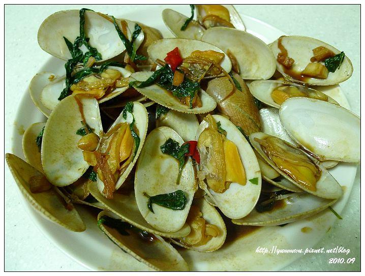 竹圍漁港海鮮大餐 (7)
