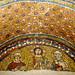 9th century mosaics, Santa Prassade, Rome