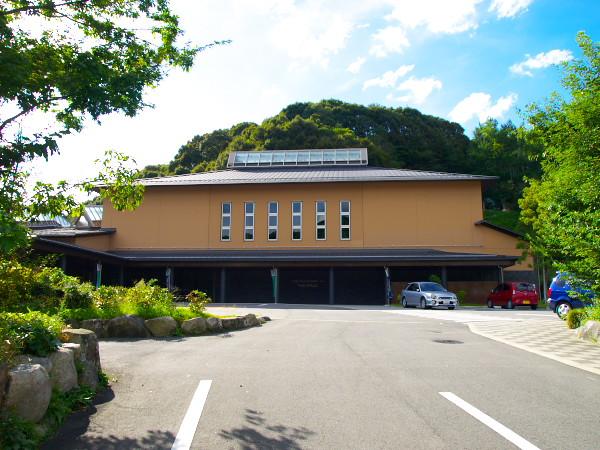 山奥の図書館