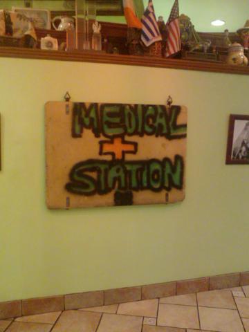 Medical Station