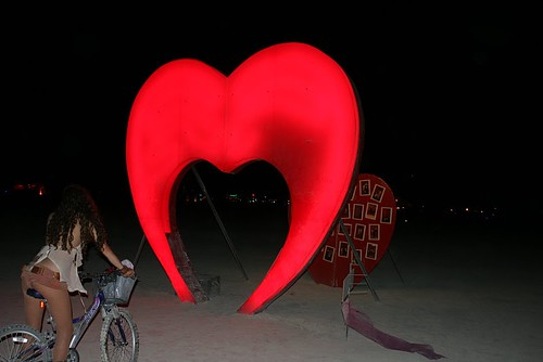 BURNING MAN 2010 - HEART