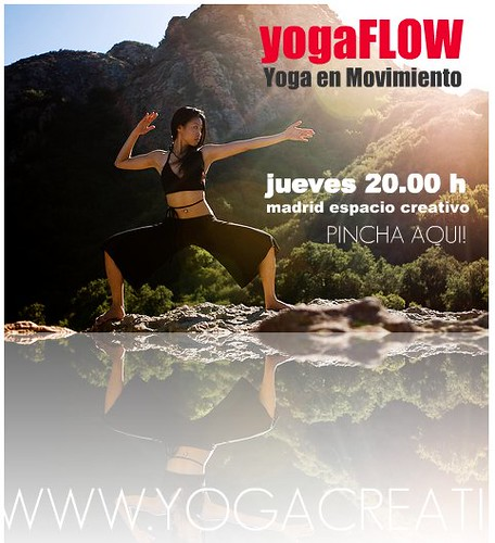 Yoga Flow Madrid, Clases