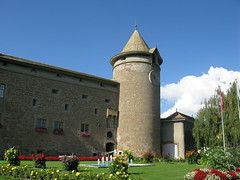 The Castle in Morges Photo