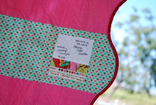 Olivia's label