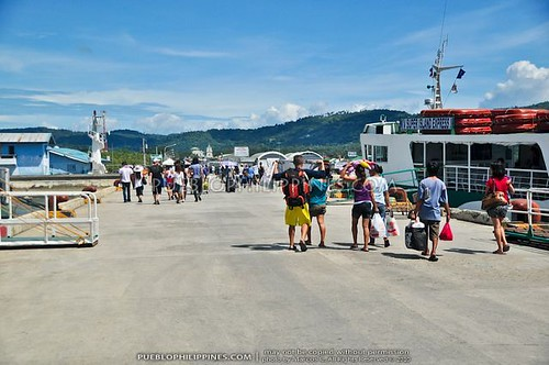 Cebu to Tubigon, Bohol via Starcraft Ferry