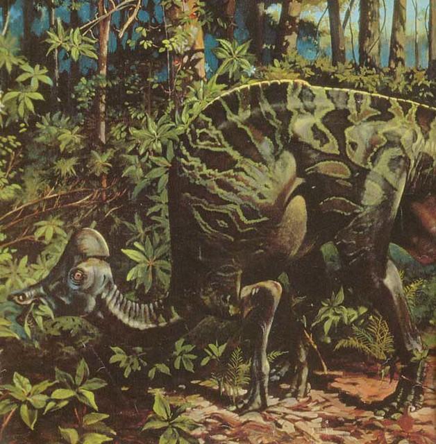 Eleanor M. Kish Hypacrosaur