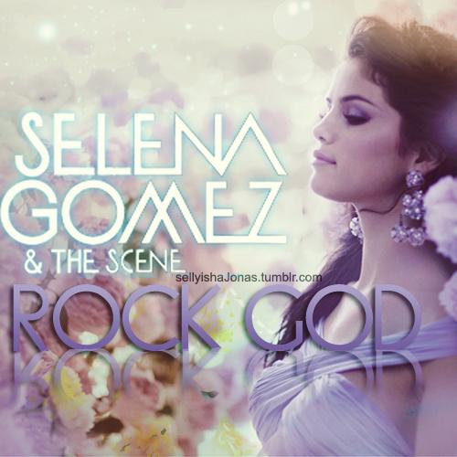 selena gomez rock god photo shoot. SELENA GOMEZ-ROCK GOD cover