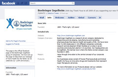 Boehringer Ingelheim on Facebook