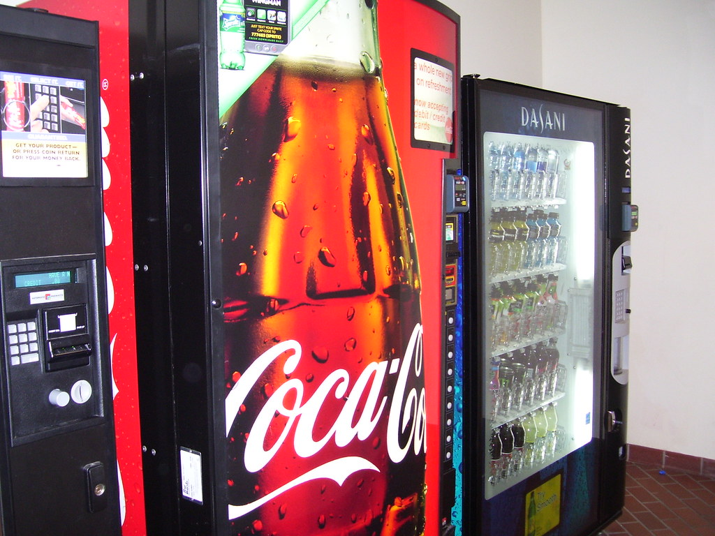 Vending Machines in the Union