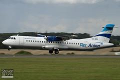 EI-REH - 260 - Aer Arann - ATR ATR-72-201 - 100909 - Luton - Steven Gray - IMG_9274