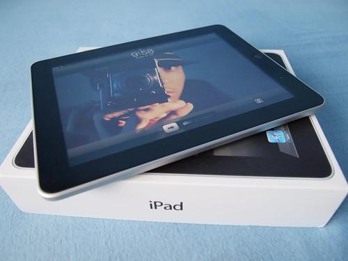 Kryspin on iPad