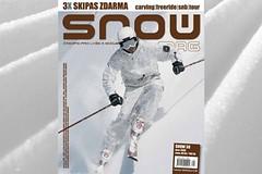 SNOW 38 + 3X SKIPAS ZDARMA + DVD SEARCH