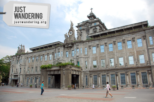 UST Main Building