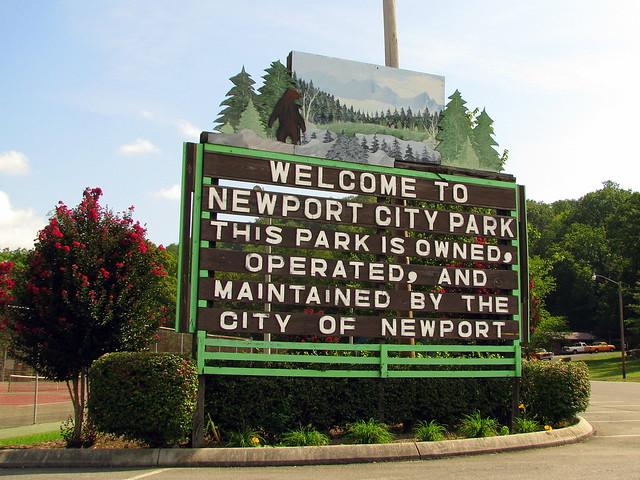 Newport City Park