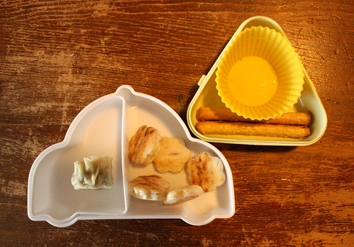 First Grade Bento #351: The Aftermath
