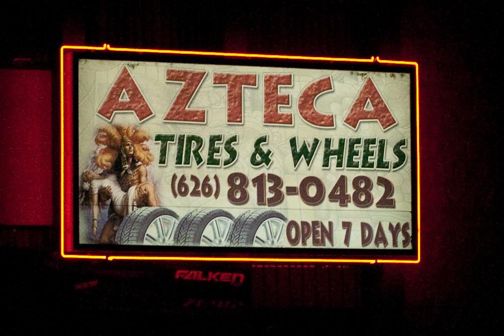 Azteca Tires & Wheels