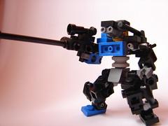 Sniper Suit (MorderczyGroszek) Tags: lego suit sniper hardsuit