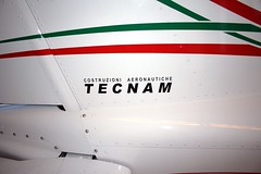 Tecnam P2006T - Tail (_ Night Flier _) Tags: airplane aviation tail propeller marking aeronautic multiengine tecnam p2006t iflaa