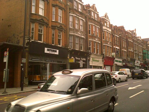 Typical Highgate street