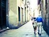 I just wanna hold your hand (Gatto. Nero.) Tags: barcelona street strada bcn oldman oldwoman barcellona oldcouple barna anziani vecchi oldones