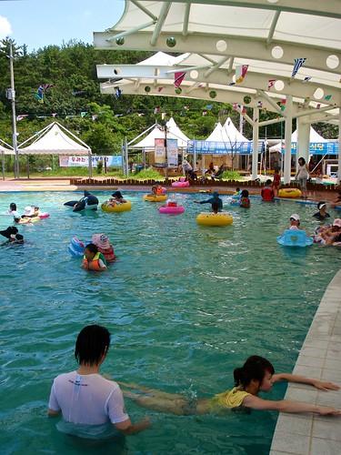 Oedaldo sea water pool