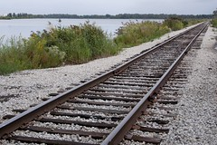 The Indiana Harbor Belt Railroad Wolf Lake Spur