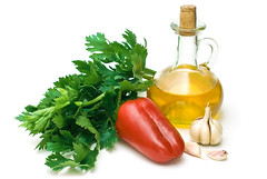 vegetables_06 (FaNat124) Tags: life red food white abstract green nature kitchen bulb dinner pepper salad healthy natural bell eating background spice vegetable fresh health oil garlic agriculture celery isolated ripe nutrition nutritious clove vitamin