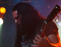 Mike Scaccia (Ian Aberle) Tags: trees music rock metal dallas concert texas unitedstates ministry september cc creativecommons thrash deepellum 2010 axeman rigormortis revoltingcocks mikescaccia ©ianaberle
