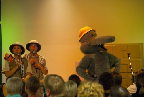 Arne Alligator och Djungeldrumman 6