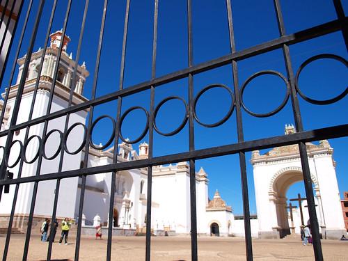 Copacabana - Basílica (4)