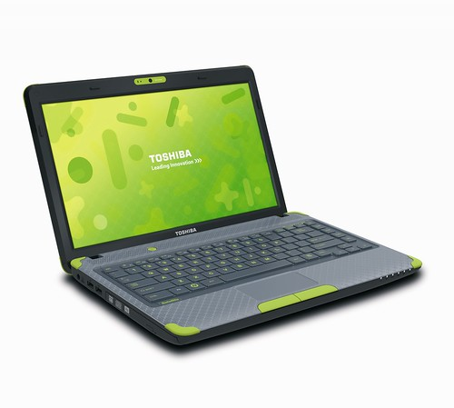 Best tech of 2010 - Toshiba Kid's Laptop