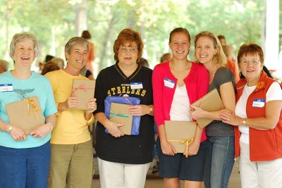 2010 Pie Festival Winners