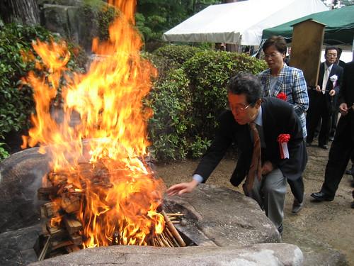 熊野 筆まつり 2010 画像16