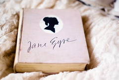 Reader, I married him. ( Candice Lesage Austen ) Tags: flower girl liberty book soft pretty hand jane skirt eyre