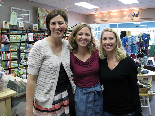 Erin McGee, Jordana Paige, Elizabeth