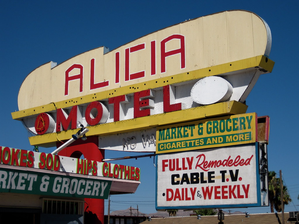 Alicia Motel, Las Vegas, NV