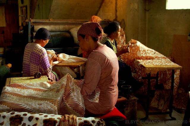 Batik Harni - Pekalongan