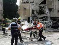 Israel Bombings