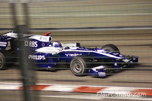 F1 Singapore Grand Prix 2010 - Day 1 (54)