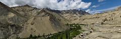 Around Lamayuru (dtra) Tags: sky panorama cloud india mountain landscape valley himalayas ladakh hugin lamayuru perfectpanoramas