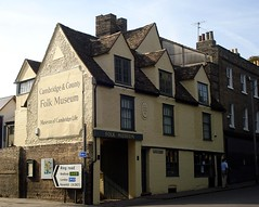 Picture of Cambridge And County Folk Museum