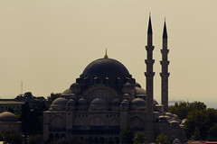 Shadow Mosque (William Veder) Tags: istanbul 2010 kulturhauptstadt avrupakltrbakenti axisofgood