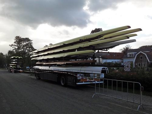 autumn netherlands herfst nederland september rowing triton roeien 2010 loenen boattrailer nieuwersluis roeiboten botenwagen