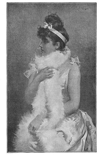 Fur as Fashion from Fur Trade Review 1889