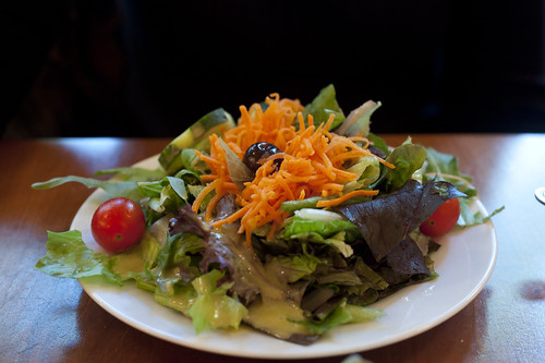 House Salad-Moosewood Restaurant