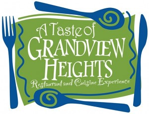 Taste of Grandview Logo