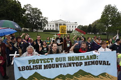 Appalachia Rising: More than 100 Arrested at White House Demanding End to Mountaintop Removal